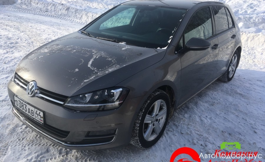 проверка Volkswagen Golf