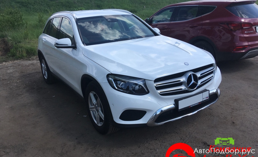проверка Mercedes-Benz GLC-класс